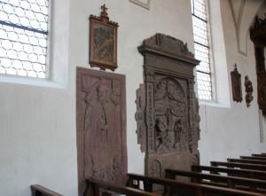 Alte Kunstwerke St Michael Zwiefaltendorf