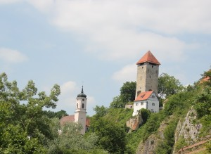 Burg Ruine Rechtenstein