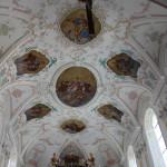 Deckengemaelde Kirche Munderkingen