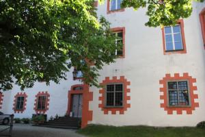 Eingang Altes Schloß Kißlegg