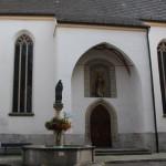 Eingang Kirche Munderkingen