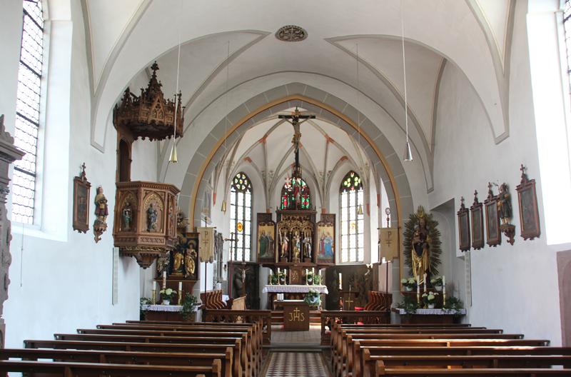 Gebetraum St Michael Zwiefaltendorf