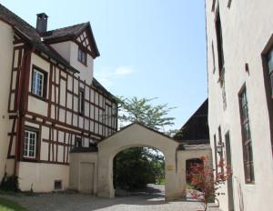 Hinteres Tor Altes Schloß Kißlegg