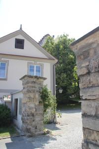 Hofeinfahrt Altes Schloß Kißlegg