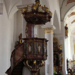 Kanzel Kirche Munderkingen