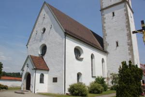 Kirche Zwiefaltendorf