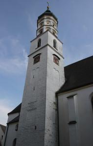 Kirchturm Munderkingen