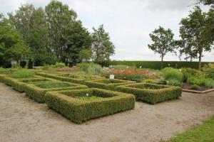 Kräutergarten Leprosenhaus