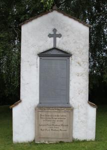 Kriegsdenkmal Leprosenhaus Bas Wurzach