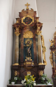 Linker Seitenaltar Munderkingen