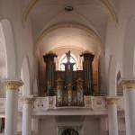 Orgel Kirche Munderkingen