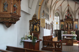 Seitenaltar St Michael Zwiefaltendorf
