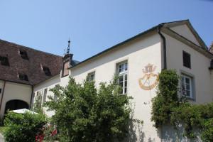Sonnenuhr Altes Schloß Kißlegg