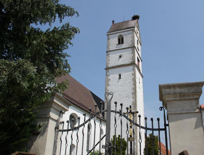 Turm St Michael Zwiefaltendorf