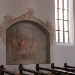 Wandmalerei Kirche Munderkingen