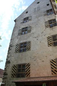 07 Waldburg Fassade