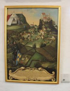 23 Waldburg 17. Jahrhundert