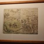 43 Bauernkriegschronik des Weissenauer Abtes Jakob Murer 1525 Flucht nach Ravensburg