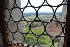 59 Blick auf Burghof
