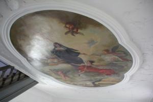 62 Deckenbild Kapelle Waldburg