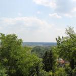 Ausblick Donautal