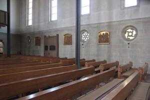 Baenke Kirche Hohentengen