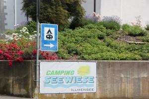 Campingplatz Illmensee Seewiese