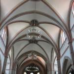 Deckengewoelbe Kirche Hundersingen