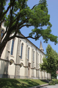 Hinterer Turm Kirche Hohentengen