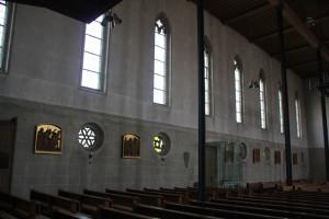 Innenraum Kirche Hohentengen