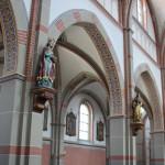 Kirche Hundersingen Dachbogen
