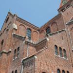 Mauerwerk Kirche Hundersingen