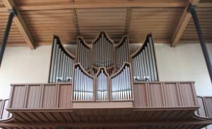 Orgel Kirche Hohentengen