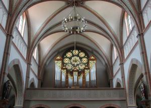 Orgel Kirche Hundersingen