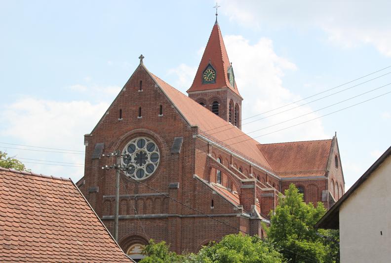 Pfarrkirche Hundersingen