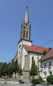 Turm Kirche Hohentengen