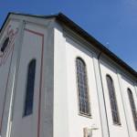 Kirchenschiff Tettnang