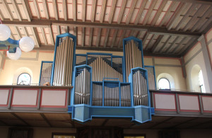Orgel Kirche Tettnang