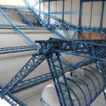 Rekonstruktion Hindenburg Zeppelin