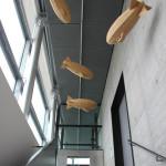 Aufgang Zeppelin Museum