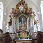 Altar Kirche Unlingen