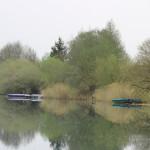 Angelboote Baggersee Moellenbronn