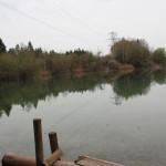 Badestelle Baggersee Moellenbronn