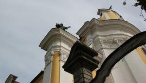 Barocke Klosterkirche Ochsenhausen