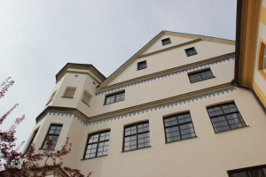 Barocke Seitengebaeude Ochsenhausen