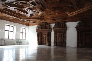 Barocker Aufgang Konvent Ochsenhausen