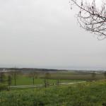 Blick auf Bodensee von Habratsweiler