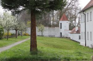 Burghof Kloster Ochsenhausen
