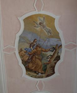 Deckenbild Kapelle Unlingen