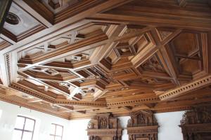 Deckenrelief Konvent Kloster Ochsenhausen